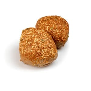Kürbiskern-Käsesemmeln