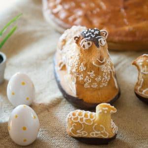 Osterlämmer